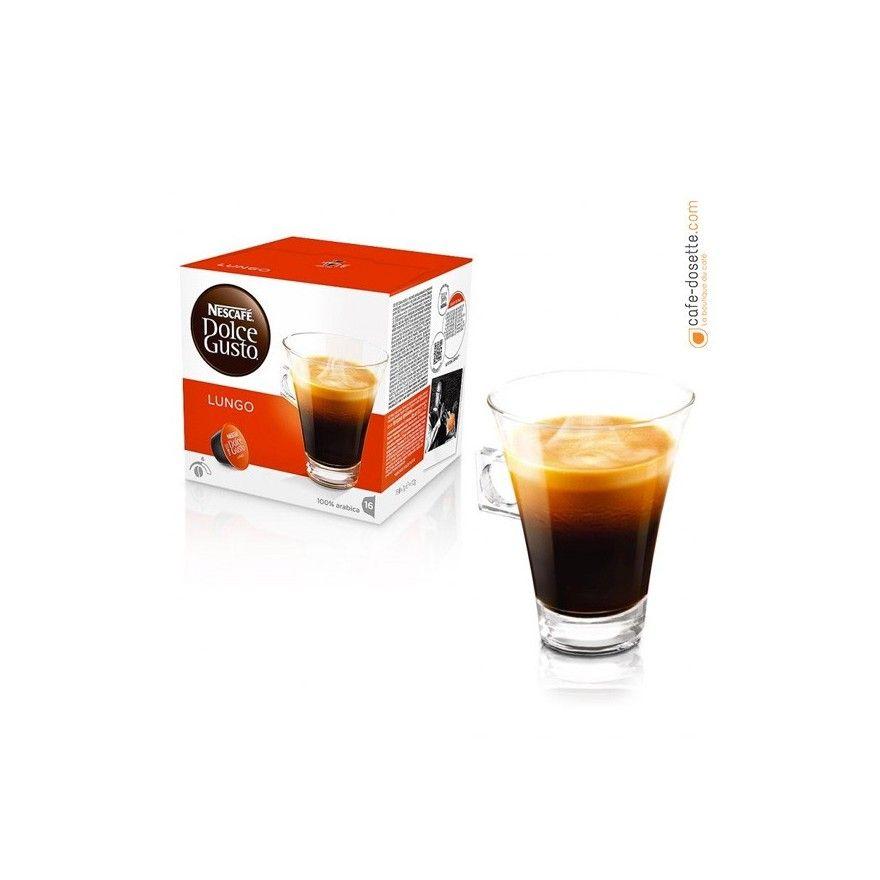 Dosette Cafe Lungo