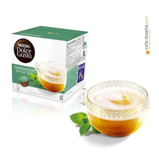 Capsule Dolce Gusto® Marrakech Tea (x16) - 4.75€
