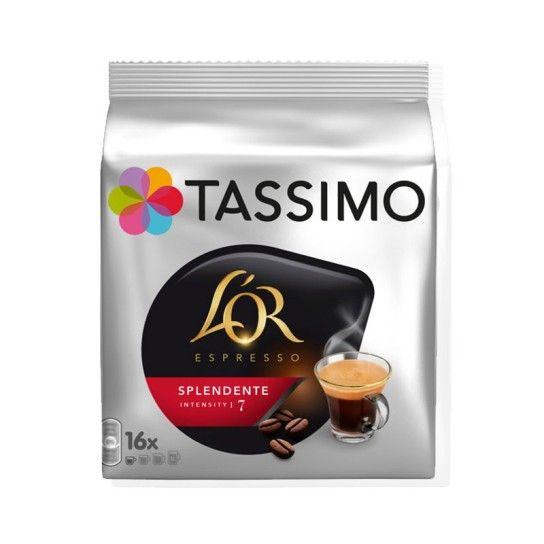 Dosette Tassimo L'Or Espresso Splendente N°7 (x16) - 4.99€