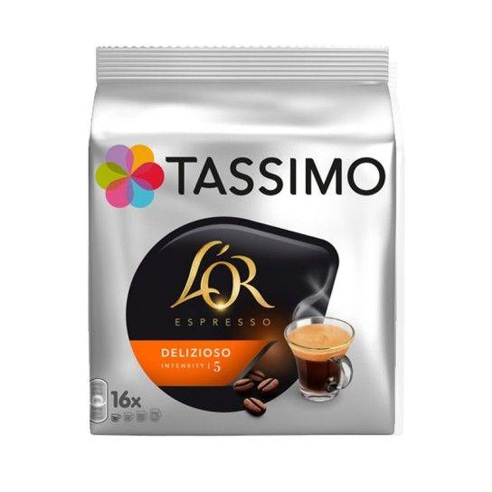 Dosette Tassimo L'Or Espresso Delizioso N°5 (x16) - 4.99€
