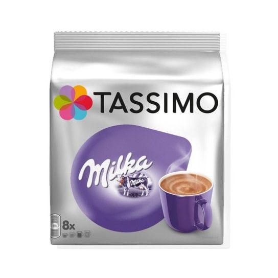 Dosette Tassimo Chocolat Milka (8 T-Discs) - 4.57€