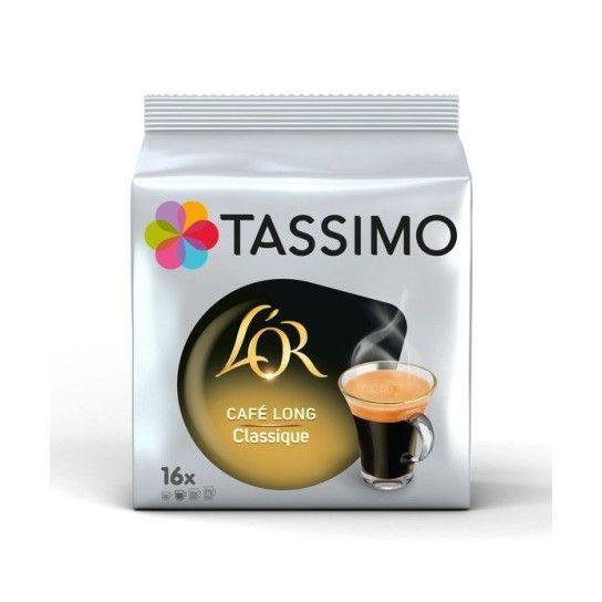 Dosette Tassimo L'Or Café Long Classic (x16)