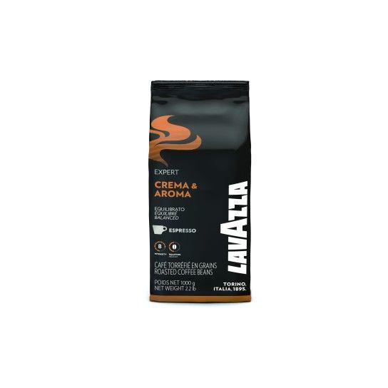 Crema & Aroma Café Grains 6x1KG - 86.4€
