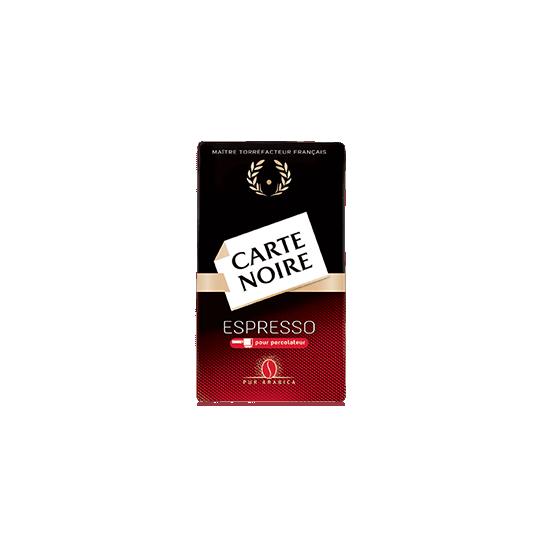 CAFÉ MOULU - CARTE NOIRE - N°9 ESPRESSO