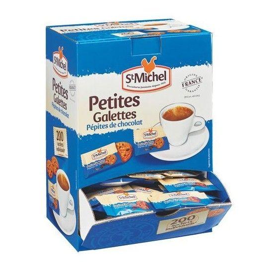 STMICHEL - PETITES GALETTES BEURRE - BOITE (x200)