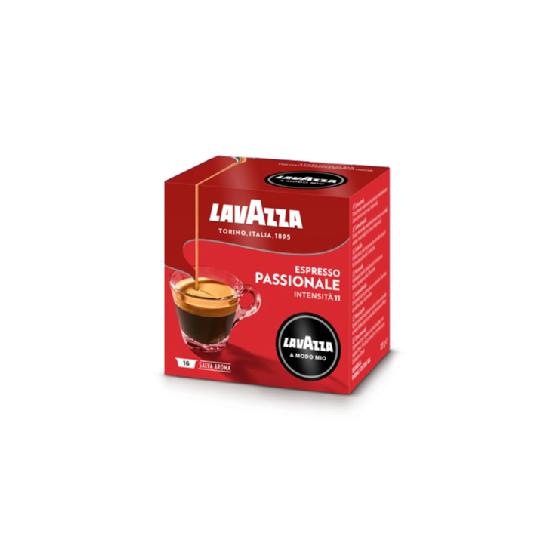 Lavazza A Modo Mio - Espresso Passionale (x16)