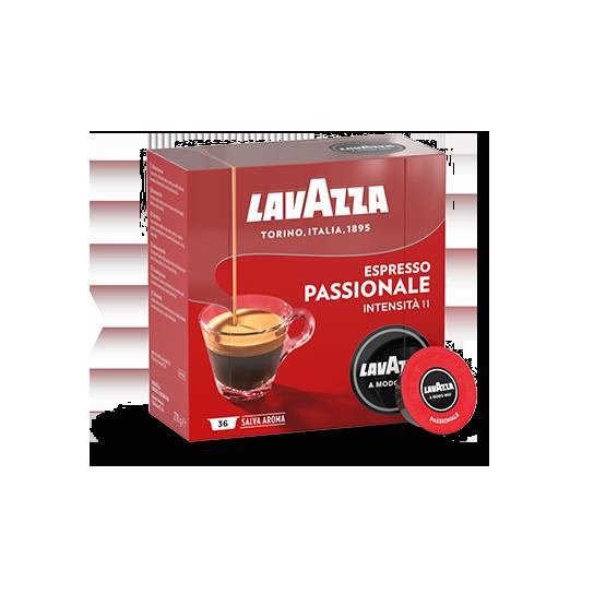 Lavazza A Modo Mio - Espresso Passionale (x36)