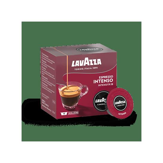 Lavazza A Modo Mio - Espresso Intenso (x16)