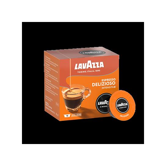 Lavazza A Modo Mio - Espresso Soave (x16)