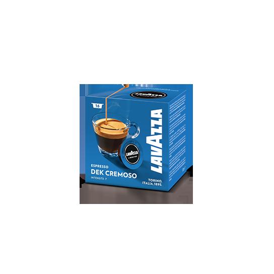 Lavazza A Modo Mio - Espresso Dek Cremoso (x16)