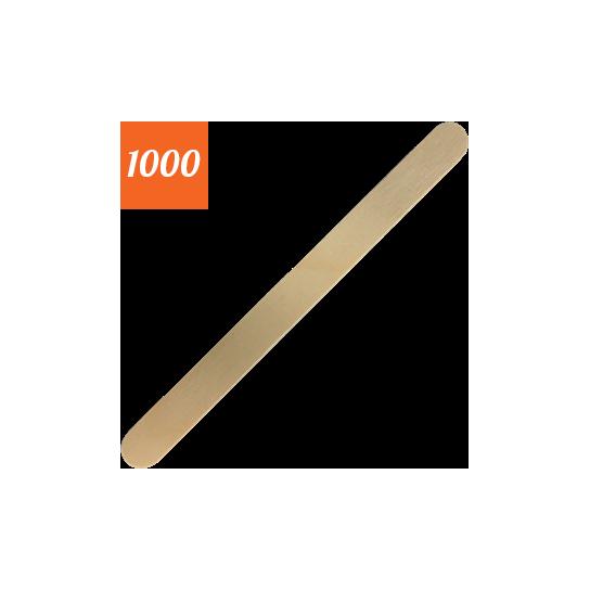 Agitateurs en bois (x1000)