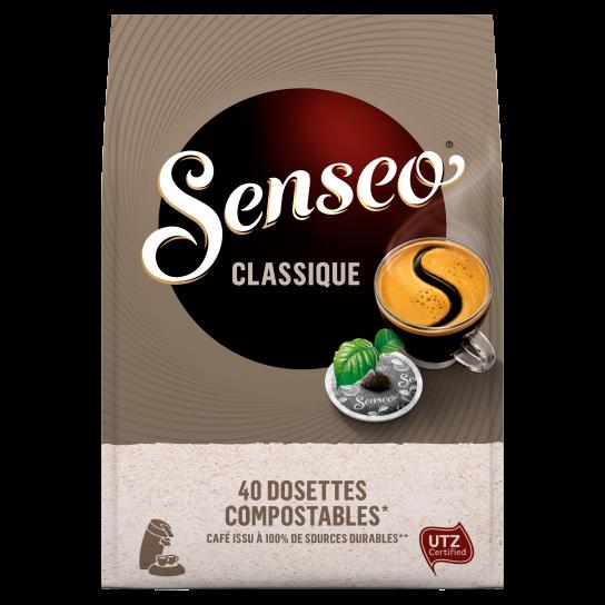 Dosette Senseo® Classique Marron (x40)