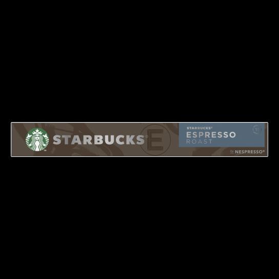STARBUCKS® ESPRESSO® ROAST BY NESPRESSO®