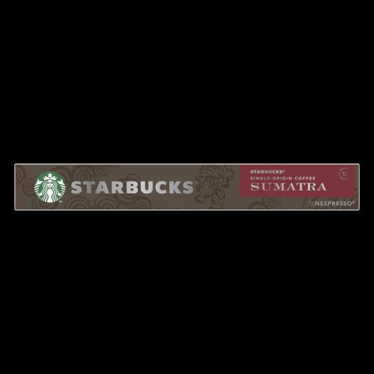 STARBUCKS® SUMATRA® BY NESPRESSO®