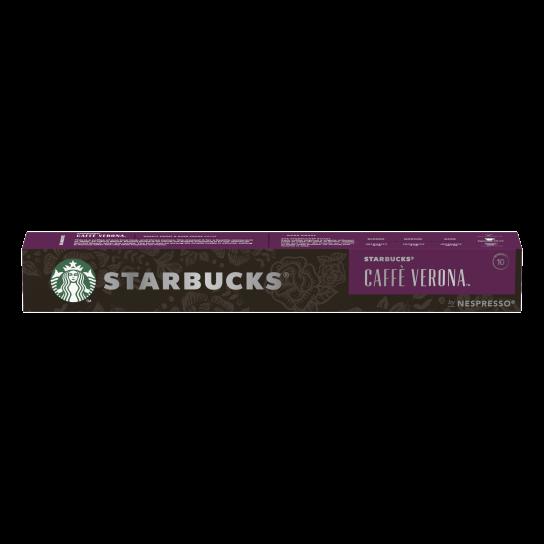 STARBUCKS® CAFFÈ VERONA™ BY NESPRESSO®