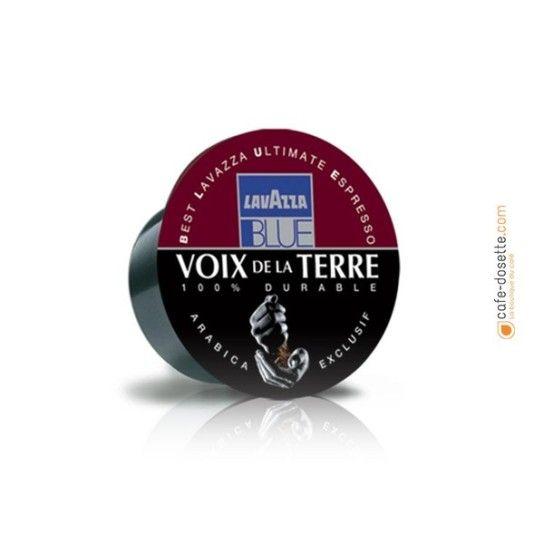 Capsule Lavazza Blue® Voix de la Terre (x100) - 32€