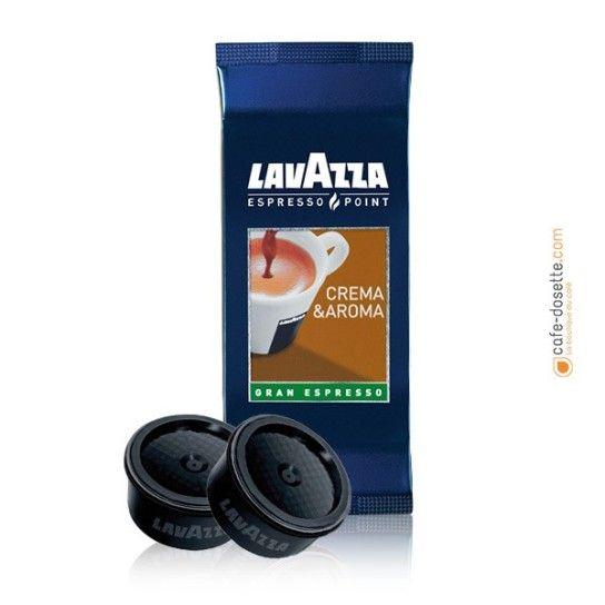 Capsule Lavazza Espresso Point® Crema & Aroma Gran Espresso (x100) - 30€