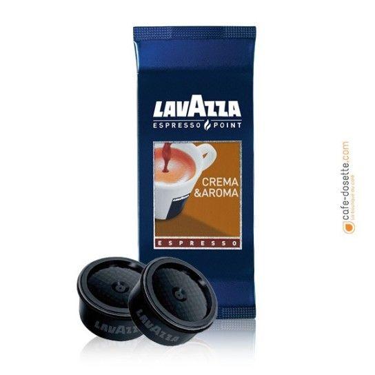 Capsule Lavazza Espresso Point® Crema & Aroma Espresso (x100) - 30€