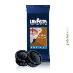 Capsule Lavazza Espresso Point® Crema & Aroma Gran Caffè (x100) - 30€